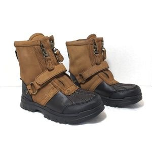 Polo Ralph Lauren Conquest II Kids Boots